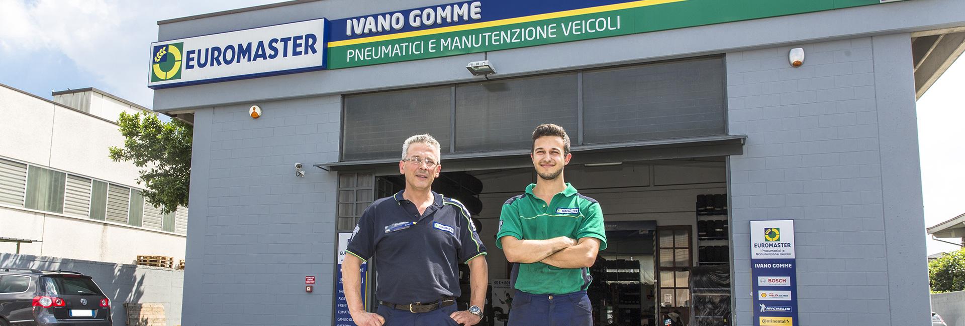 Ivano Gomme Carate Brianza